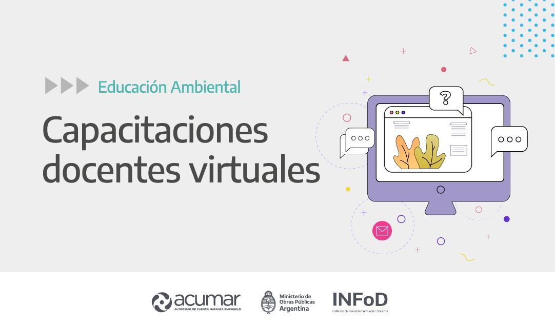 capacitaciones docentes virtuales